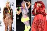 12 ngôi sao mặc xấu nhất năm 2012
