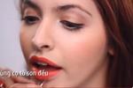 Make-up xinh lung linh như Andrea Aybar