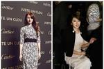 """Soi gu thời trang dự tiệc đẳng cấp của """"hoàng phi"""" Yoon Eun Hye"""