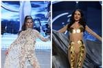 Những bộ trang phục mặc cũng như không của Miss Universe 2012