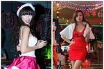 Sao nữ nào hóa thân thành 'bà già Noel' gợi cảm nhất?