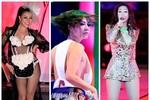 Top 10 bộ cánh siêu 'kiệm vải' của Vbiz 2012