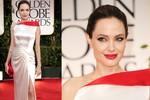 10 bộ váy áo đẹp nhất năm của Jolie