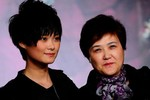 Sao Hoa ngữ 'đọ sắc' với mẹ