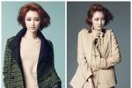 Xuýt xoa ngắm những chiếc áo khoác đông đẹp như mộng của sao Hàn
