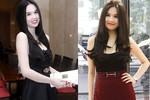 Sao Việt quyến rũ tóc dự tiệc cuối năm