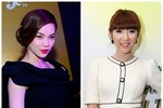 Những mẫu tóc vấn cao tôn nét đài các của sao Việt