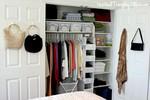 Học cách sắp xếp tủ quần áo khoa học