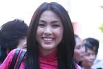 Nụ cười Hà Tăng: thánh thiện và viên mãn