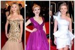 10 bộ váy đẹp của Scarlett Johansson