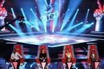 Tiêu tốn 1,8 tỷ dàn dựng sân khấu The Voice