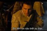 Phim mới của Tom Cruise tung trailer hấp dẫn