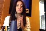 Hot girl xinh đẹp hát 'Nồng nàn Hà Nội' thú vị