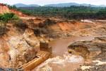 Vỡ đập thủy điện ở Gia Lai: Do chất lượng công trình không đảm bảo