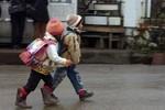 Rét đậm, hơn 11.000 học sinh ở Sa Pa tạm thời nghỉ học