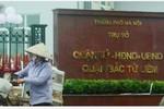 Chỉ định lãnh đạo hai quận mới của Hà Nội