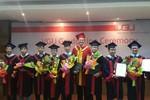 Trường ĐH Việt – Đức tổ chức lễ tốt nghiệp cho 38 sinh viên