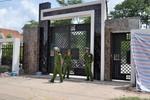 Chuẩn bị thực nghiệm hiện trường vụ án thảm sát ở Bình Phước