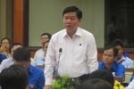 Bí thư Đinh La Thăng yêu cầu kiểm điểm lãnh đạo 3 Sở vắng họp