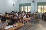 Không chỉ trường Lê Qúy Đôn, trường Phú Thọ cũng tổ chức dạy luyện thi lớp 10