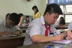 Hôm nay, gần 69.000 thí sinh TP.Hồ Chí Minh bắt đầu cuộc đua vào lớp 10
