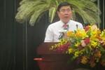 Ông Nguyễn Thành Phong tái đắc cử
