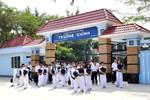 Báo GDVN phản ánh, Trường trung học Trường Chinh đã dừng dạy thêm