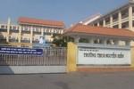 Giám thị Trường trung học Nguyễn Hiền đánh thẳng mặt học sinh giữa lớp