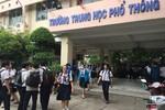 Hàng chục nghìn học sinh Thành phố Hồ Chí Minh tập dượt thi trung học quốc gia