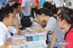 Nhiều trường Đại học lớn ở Thành phố Hồ Chí Minh công bố điểm xét tuyển