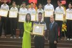 Thành phố Hồ Chí Minh tuyên dương gần 500 học sinh giỏi tiêu biểu