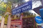 Nghi án học trò đánh thầy giáo ở Trường Trần Hữu Trang