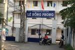 Trường Lê Hồng Phong ra đề kiểm tra học kỳ, giống 24 câu trong đề cương học sinh