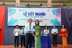 Trường Đại học Hoa Sen kết nghĩa với Trường trung học phổ thông Trần Hưng Đạo