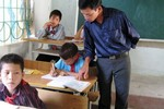 Đã cố gắng hết sức mà trò vẫn không tiến bộ thì giáo viên phải làm gì?