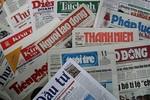 Niềm vui chân chính và nỗi buồn cần rũ bỏ của Báo chí Việt Nam