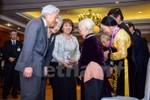 Nhật hoàng và Hoàng hậu gặp gỡ gia đình cựu quân nhân Nhật ở Việt Nam