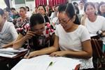 Chương trình giáo dục phổ thông mới và bài toán giáo viên ở cấp Trung học cơ sở