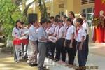 Trường Mỹ Hưng nỗ lực làm tốt công tác bảo hiểm y tế trong trường học