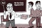 """Học hành tử tế thì việc gì phải """"lo thầy từ A đến Z"""""""
