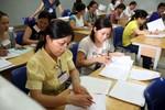 Chấm thi môn Ngữ văn tại kì thi quốc gia có gì mới?