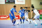 Giải HDBank Futsal 2017: Thắng to, Thái Sơn Nam tiến gần đến ngôi vô địch