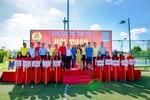 Khai mạc Hội thao ngành Dầu khí khu vực Đồng bằng sông Cửu Long năm 2017