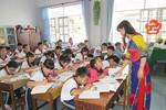 Bình Thuận nhiều năm không tăng học phí, giáo viên vui vẻ đến trường