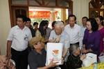 Tổng Bí thư thăm, tặng quà Trung tâm nuôi dưỡng và điều dưỡng người có công số 2
