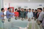 Đoàn đại biểu cấp cao Đảng Nhân dân cách mạng Lào thăm Nhà máy Sữa Việt Nam