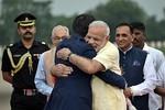 Ấn - Nhật bắt tay có đủ cân bằng Trung Quốc?