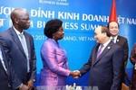 Thủ tướng Nguyễn Xuân Phúc tiếp Phó Chủ tịch Ngân hàng Thế giới