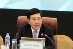 Chùm ảnh phiên khai mạc Hội nghị liên Bộ trưởng Ngoại giao-Kinh tế APEC