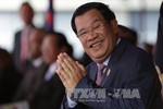 Thủ tướng Hun Sen dẫn đầu đoàn đại biểu cao cấp Campuchia tham dự APEC 2017